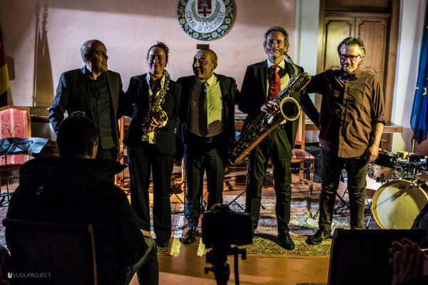 International jazz day, Sala delle Eroine Pontassieve 29-04-2019.