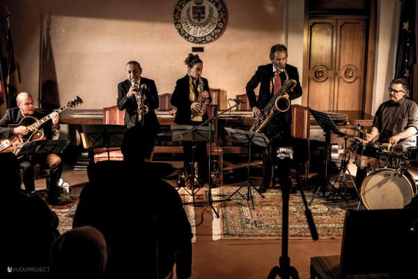 International jazz day, Sala delle Eroine Pontassieve 29-04-2019.